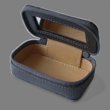 Intérieur de MINIBOX, la petite boîte à bijoux de la collection de bijoux pour enfants MIKADO.