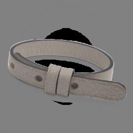 Bracelet cuir simple galet de la collection de bijoux pour enfants MIKADO.