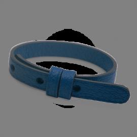 Bracelet cuir simple jean de la collection de bijoux pour enfants MIKADO.