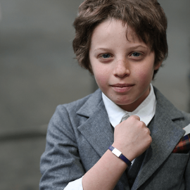 Bracelet HIP HOP de la collection de bijoux pour enfants MIKADO.