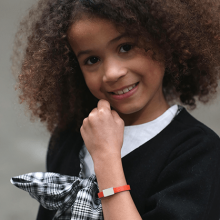 MIKADO HIP HOP bracelet for girls.