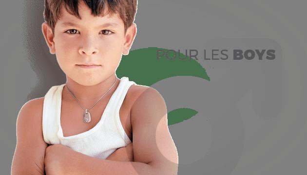 les bijoux pour enfant garçon